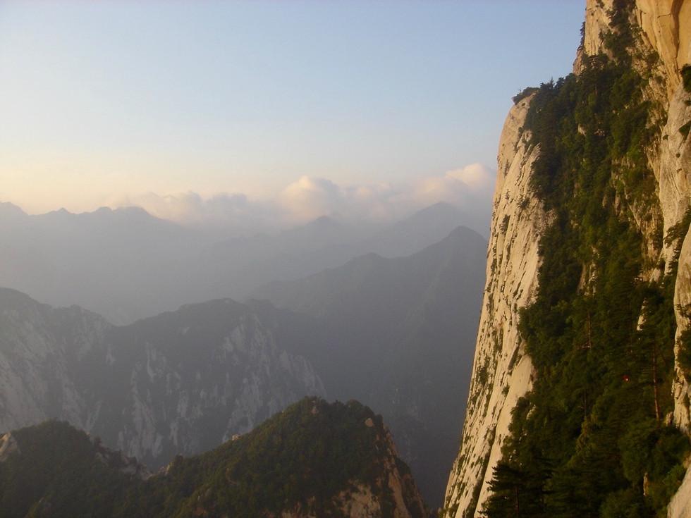 Huashan华山, Xi'an