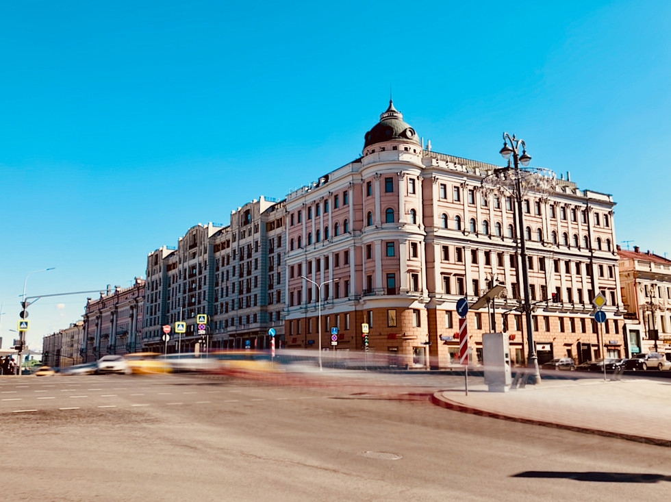 Pushkin Square, Moscow
