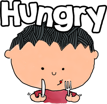 31__HUNGRY with fork and spoon.png