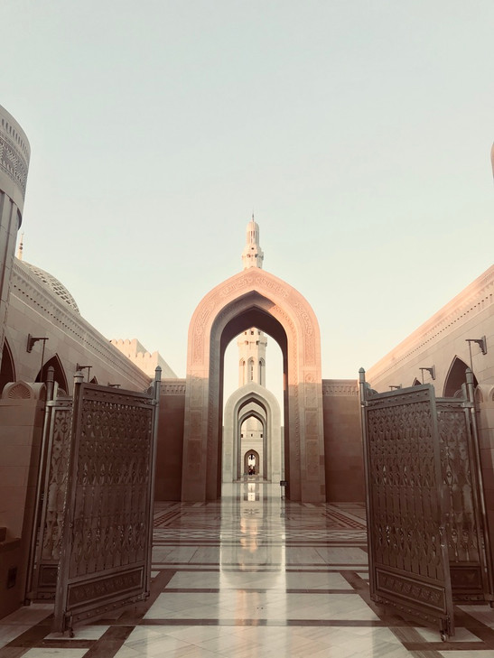 Day trip to Muscat