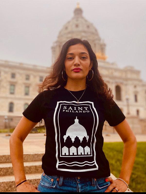 Maria Isa Saint Philando Tshirt