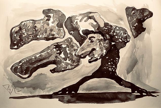 Bendito flamenco de gitanos narigones