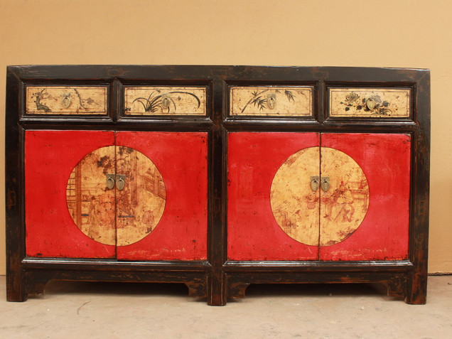 Chinese Sideboard | Cabinet