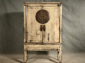 Hand painted Wedding cabinet