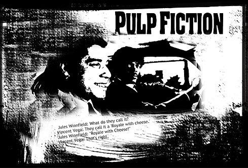 Pulp Fiction | Royale!