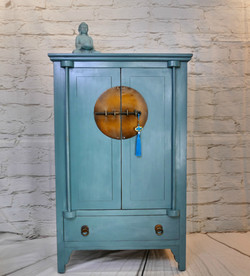 Chinese Vintage Wedding cabinets
