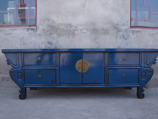 Laquered Chinese sideboard