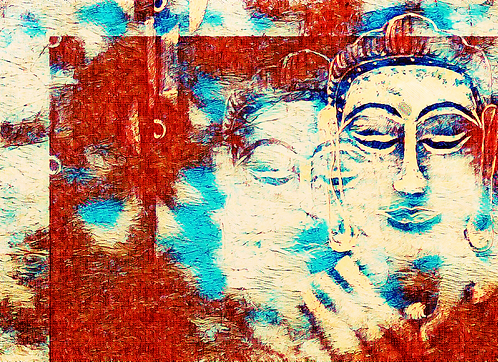 Collection | Buddha | The Author