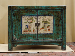 Traditional Chinese style cabinet
