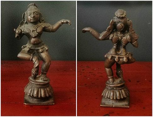 Antique India Deity Bronze