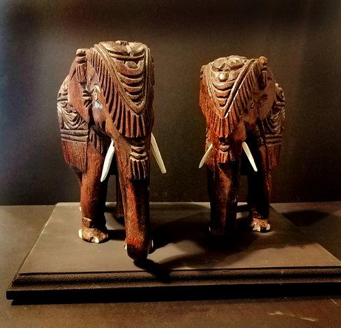 East Indian Elephants