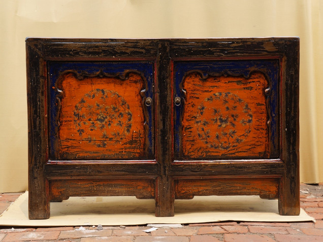 Chinese antique cabinet