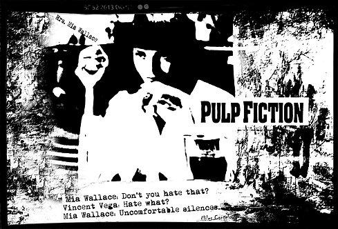 Pulp Fiction | Uncomfortable Moments