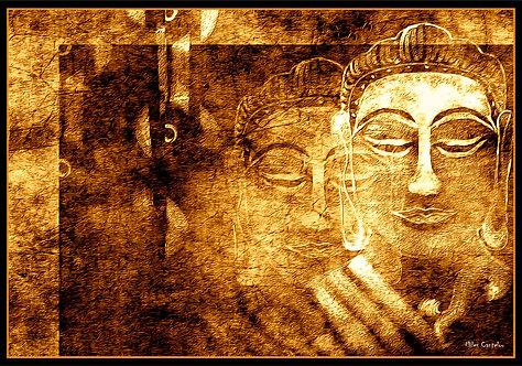 Beautiful Buddha | Six Colours | 4 Sizes