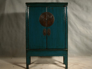 Hand painted Chines Wedding Cabinet