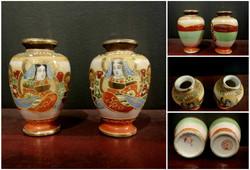 Mirror Japanese Antique vases