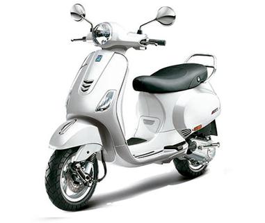 Vespa VXL 150 Blanca