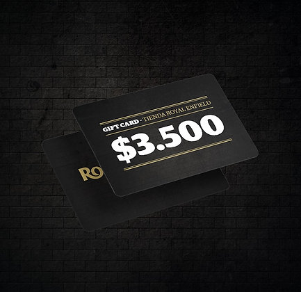 Gift Card - $ 3500