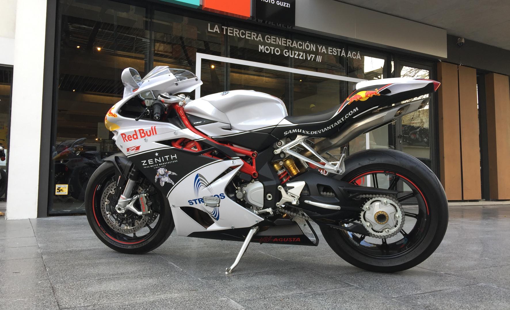 Usados seleccionados Motoplex Devoto MV Agusta F4 2018