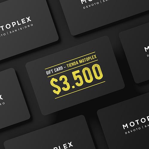 Gift Card - $ 3500
