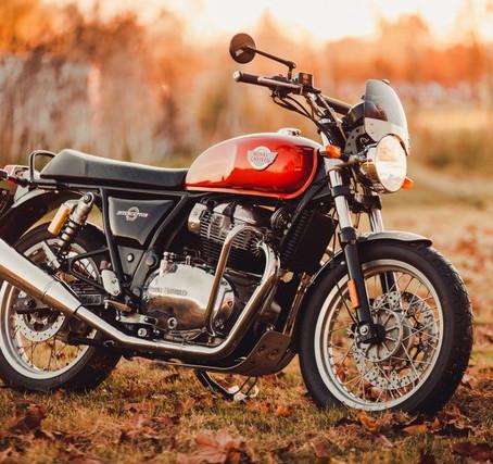 Cuidá tu Royal Enfield: tips para lavar tu moto como se debe