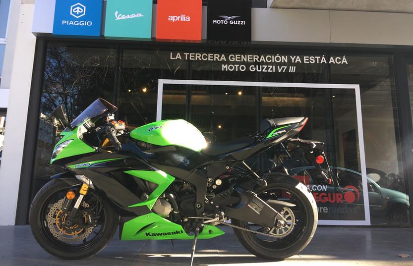 Usados seleccionados Motoplex Devoto Kawasaki ZX10R