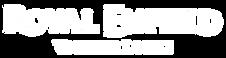 Royal Enfield - Logo Blanco una linea.pn