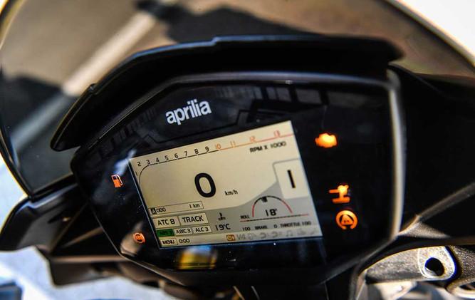 Aprilia Tuono V4 1100 RR