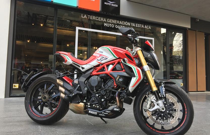 Usados seleccionados Motoplex Devoto MV Agusta Dragster 800 RC