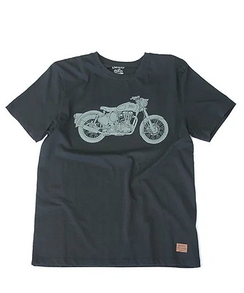 Remera Royal Enfield Buenos Aires Crew