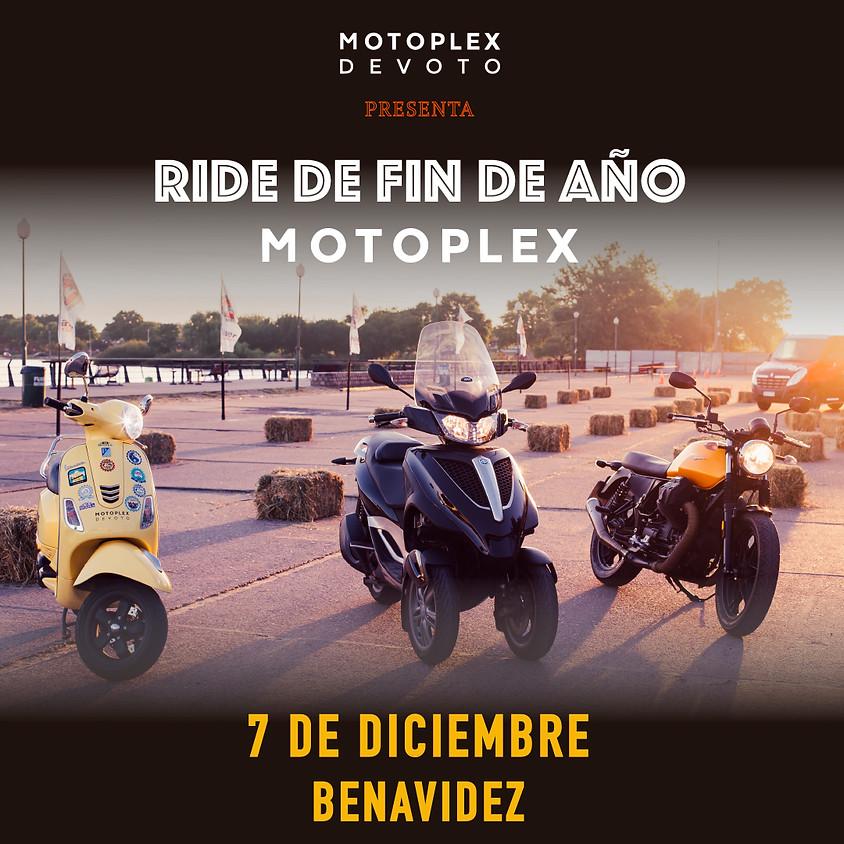 Ride de fin de año Motoplex