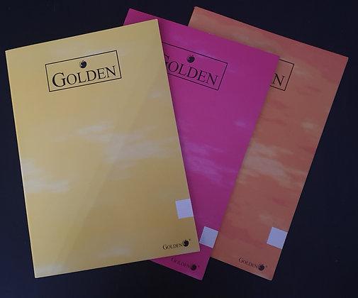 CUADERNO GOLDEN REF. 048