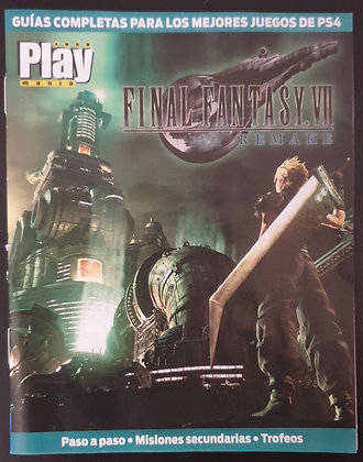 MINIGUÍA PS4 FINAL FANTASY VII REMAKE
