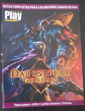 MINIGUÍA PS4 DARK SIDERS GENESIS - NIOH 2