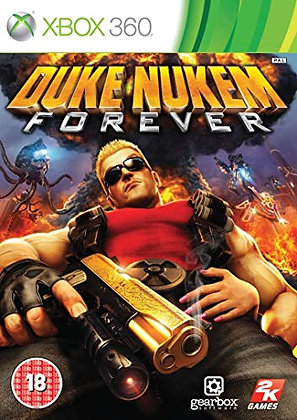 DUKE NUKEM FOREVER - JUEGO - XBOX 360 /XBOX ONE / XBOX SERIES X