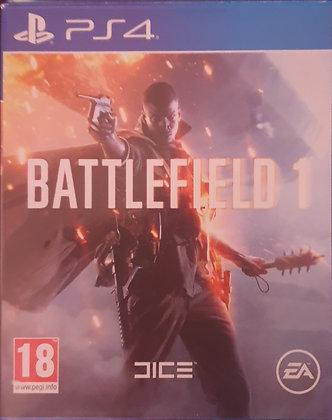 BATTLEFIELD 1 - JUEGO - PS4/PS5