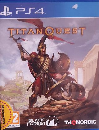 TITAN QUEST - JUEGO - PS4