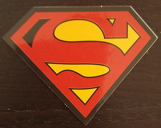 SUPERMAN - PEGATINA