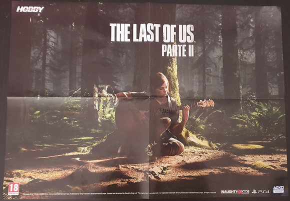 PÓSTER THE LAST OF US 2