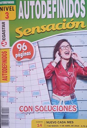 AUTODEFINIDOS SENSACIÓN