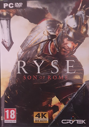 RYSE, SON OF ROME - PC