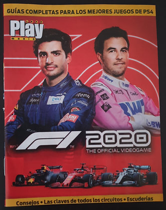 MINIGUÍA PS4 F1 2020 -RESIDENT EVIL 3