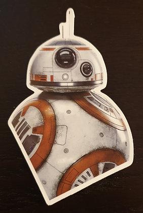 BB-8 (STAR WARS) - PEGATINA