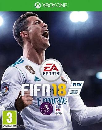 FIFA 18 - JUEGO - XBOX ONE / XBOX SERIES X