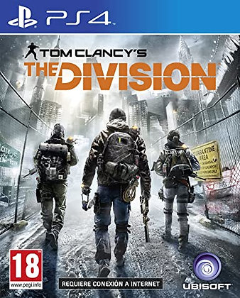 TOM CLANCY'S THE DIVISION - JUEGO - PS4/PS5