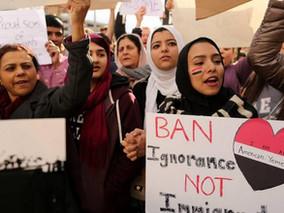 Trump again fans fear of Muslims