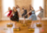 Broadway Bound Dance Academy in Loveland, Ohio offers Jazz and Lyrical classes starting for students in the first grade.