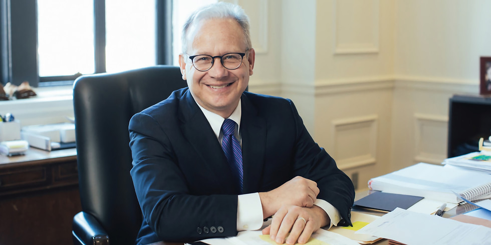 1st Tuesday Welcomes Nashville Mayor, David Briley to the Podium on June 11th!