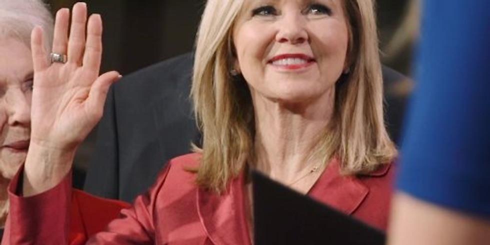 Senator Marsha Blackburn Returns to 1st Tuesday
