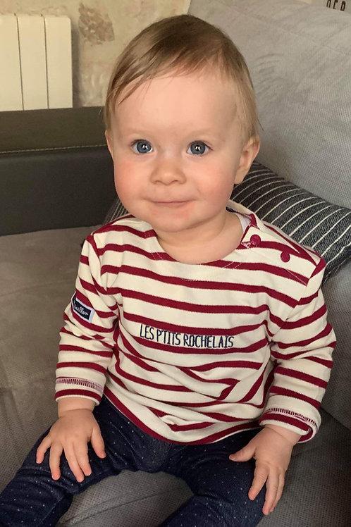 Marinière bébé